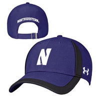 Northwestern Wildcats Under Armour® Adjustable Purple Touchback Cap
