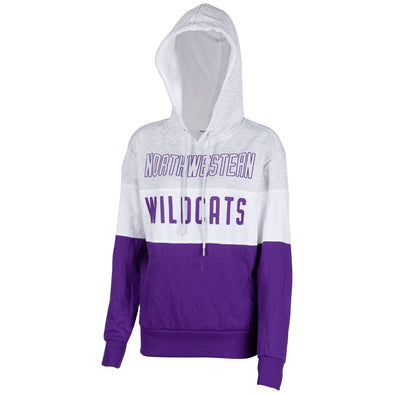 Northwestern Wildcats Ladies Feel Good Sweatshirt