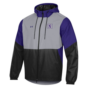 Northwestern Wildcats Under Armour Fieldhouse Jacket
