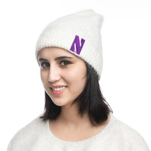 Northwestern Wildcats Ladies Chill Knit Beanie