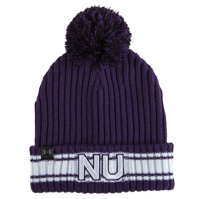 Northwestern Wildcats Under Armour Old School 150 College Football Anniversary Knit
