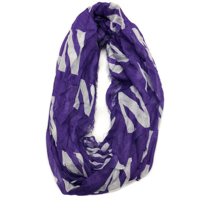 Northwestern University Wildcats Infinity Scarf