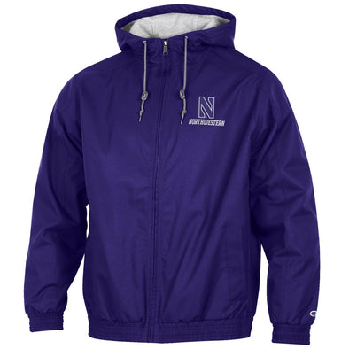 Northwestern Wildcats Victory Jacket-Purple