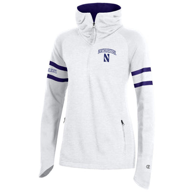 Northwestern Wildcats Collegiate Cat Hooded Sweatshirt