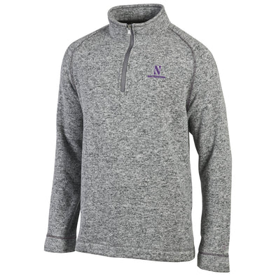 Northwestern Wildcats Men's Arctic 1/4 Zip
