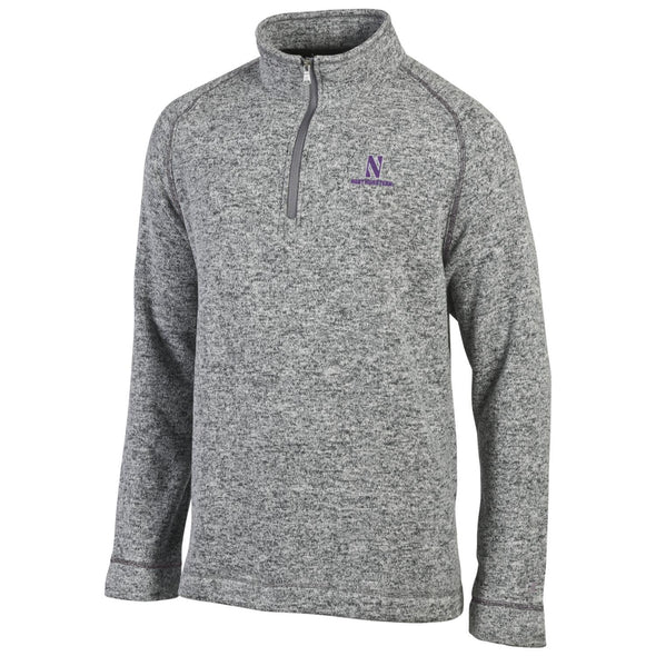 Northwestern Wildcats Men's Artic 1/4 Zip