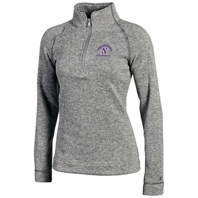 Northwestern Wildcats Women's Arctic 1/4 Zip