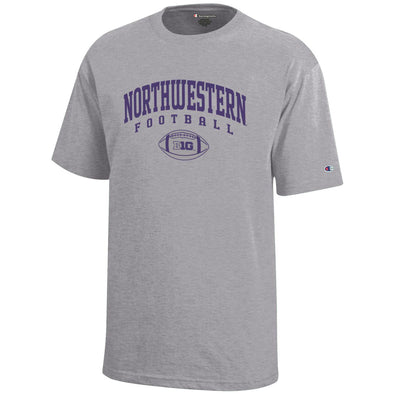 Northwestern Wildcats Big Ten Football T-Shirt