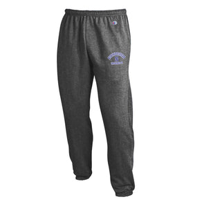 Northwestern Wildcats Champion® Charcoal Sweatpants