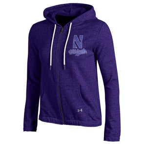 Northwestern Wildcats Under Armour® Women's Purple Levity Hoodie
