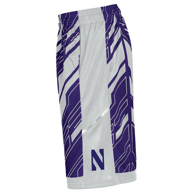 Northwestern Wildcats Under Armour® Youth Doomsday Short