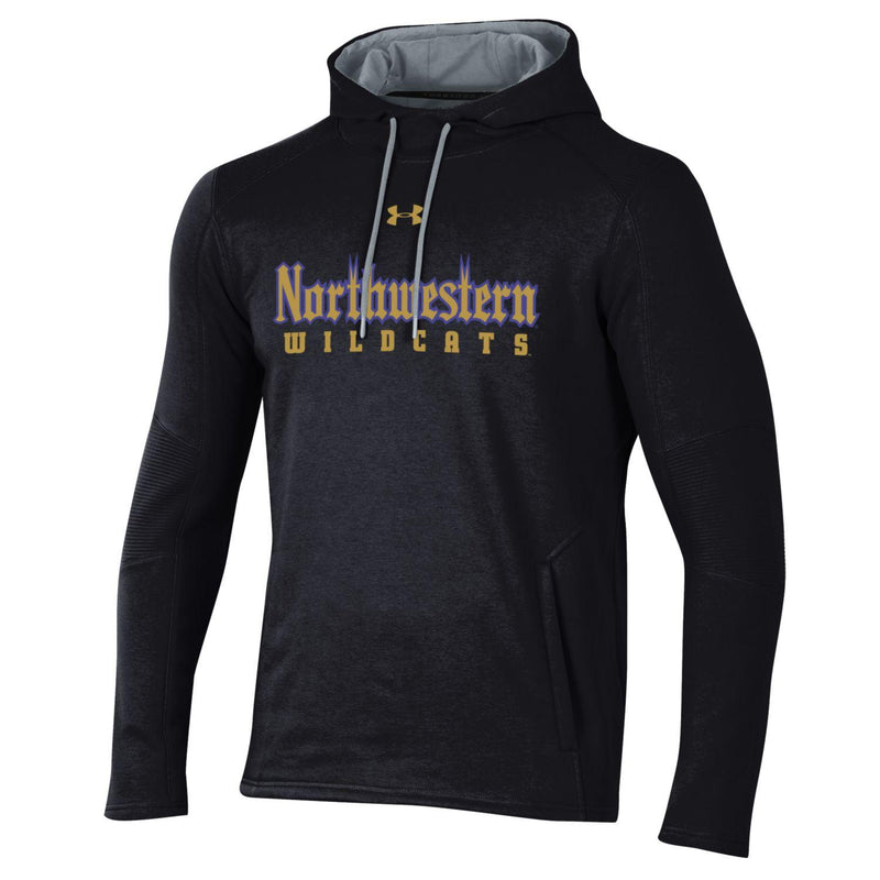 Northwestern University Wildcats Threadborne Ridge Fleece Hood