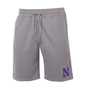 Northwestern Wildcats Under Armour Men's Phantom Fleece Short