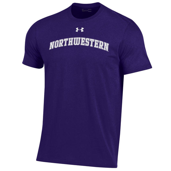 Northwestern Wildcats Under Armour Classic Arch-Purple