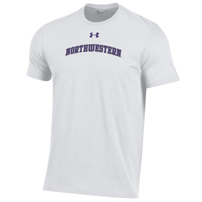 Northwestern Wildcats Under Armour Classic Arch-White