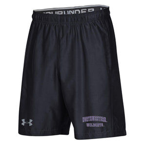 Northwestern Wildcats Under Armour Woven Graphic Short
