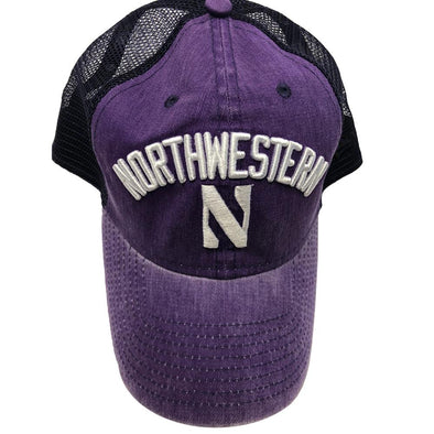 Northwestern University Wildcats Rugged Stack Cap