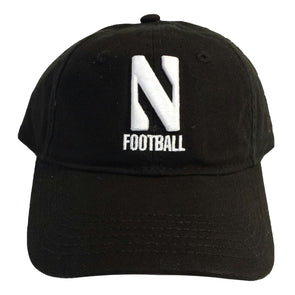 Northwestern Wildcats New Era 9Twenty Football Youth Cap