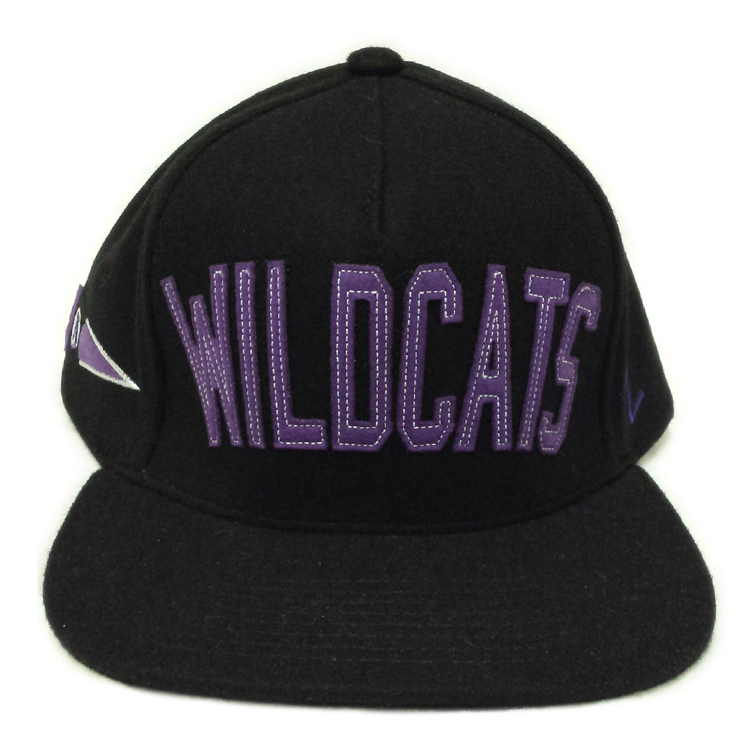 check out 0b172 d8ce0 Northwestern Wildcats Big Cat Flat Bill Hat – Northwestern Official Store