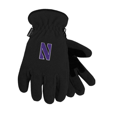 Northwestern Wildcats Peak Gloves