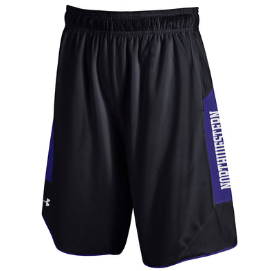 Northwestern Wildcats Under Armour® Sideline Short