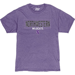 Northwestern Wildcats Soft Touch Tee