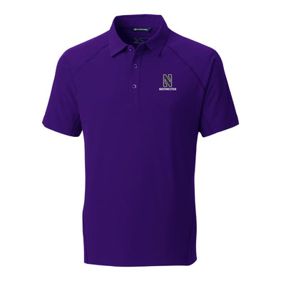 Northwestern Wildcats Cutter & Buck Response Polo