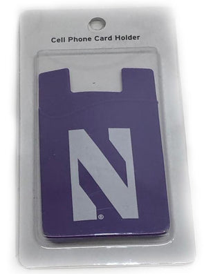 Northwestern Wildcats Cell Phone Holder