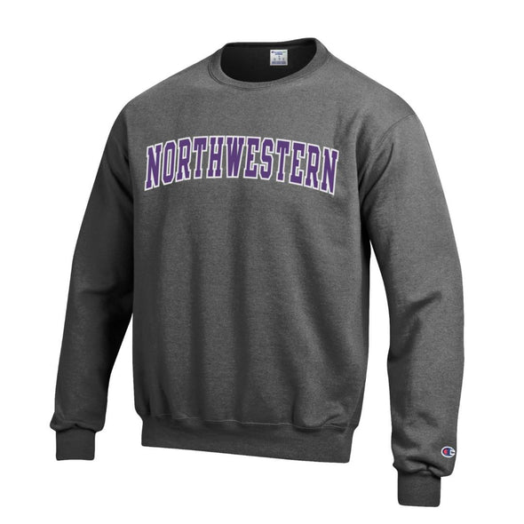 Northwestern Wildcats Champion Charcoal Crew