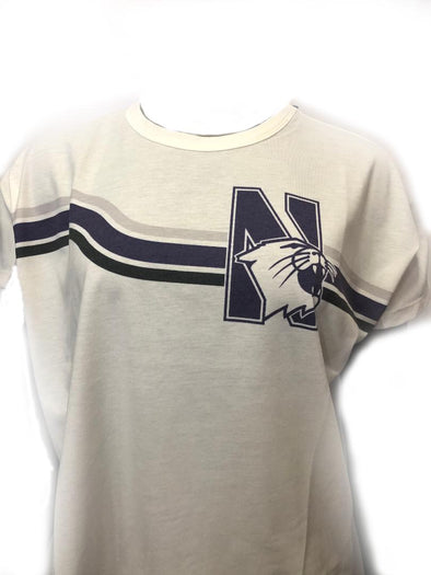 Northwestern Wildcats Under Armour College Key Tee
