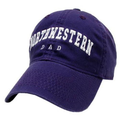 Northwestern Wildcats Dad Hat