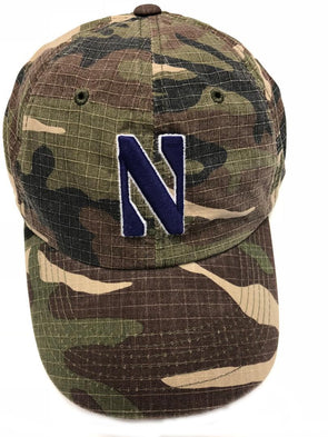Northwestern Wildcats Desert Storm Hat