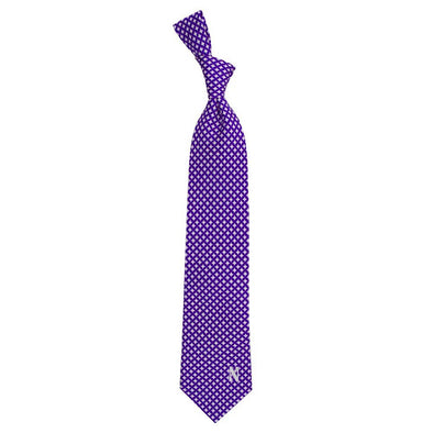 Northwestern Wildcats Diamante Tie