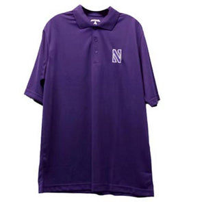 Northwestern Wildcats Exceed Purple Polo