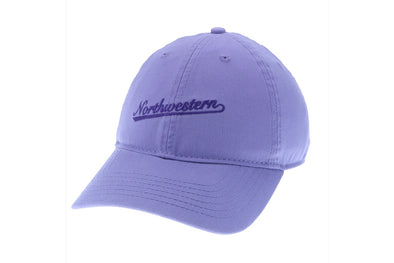 Northwestern Wildcats Women's Relaxed Twill Hat