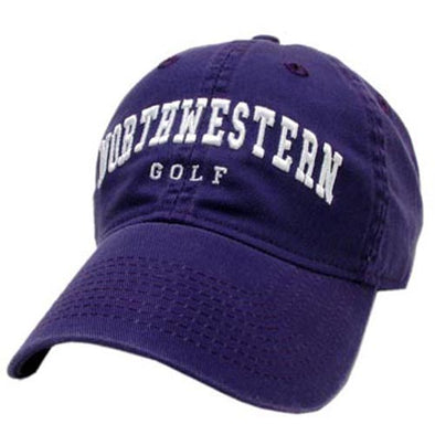 Northwestern Wildcats Golf Hat