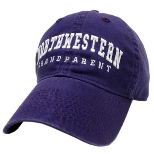 Northwestern Wildcats Grandparent Hat