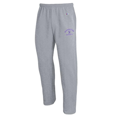 Northwestern Wildcats Champion® Heather Grey Sweatpants