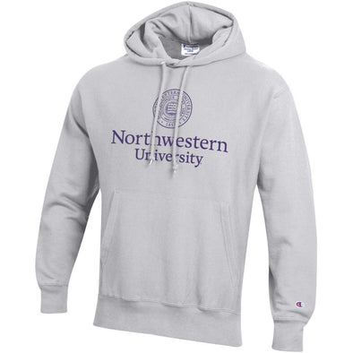 Northwestern Wildcats Champion Collegiate Reverse Weave Hood
