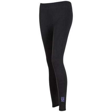 Northwestern Wildcats Fleece Lined Leggings