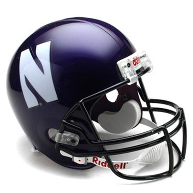 Northwestern Wildcats Pro-Line Football Helmet