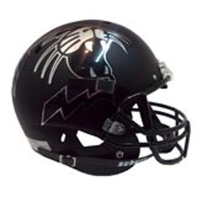 Northwestern Wildcats Full - Size Cathead Replica Helmet