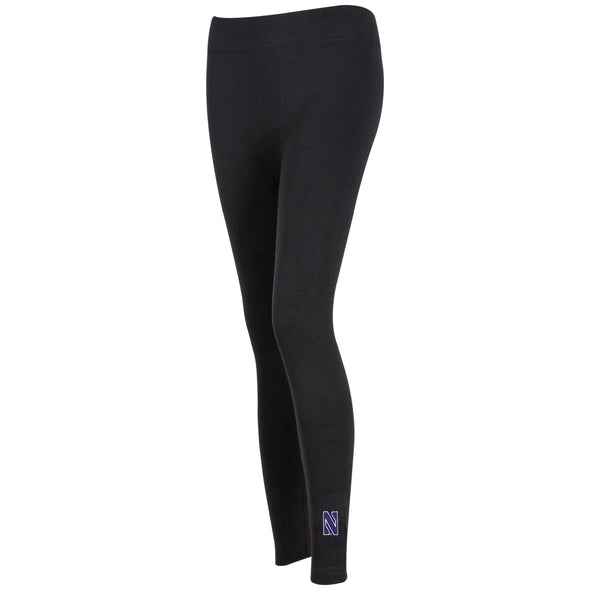 Northwestern Wildcats Workout Leggings