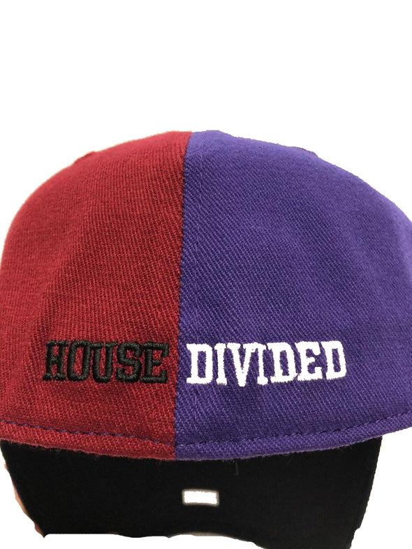 Northwestern Wildcats House Divided Hat:  Indiana