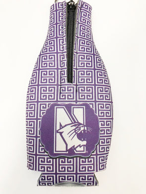 Northwestern Wildcats Coolie Koozie