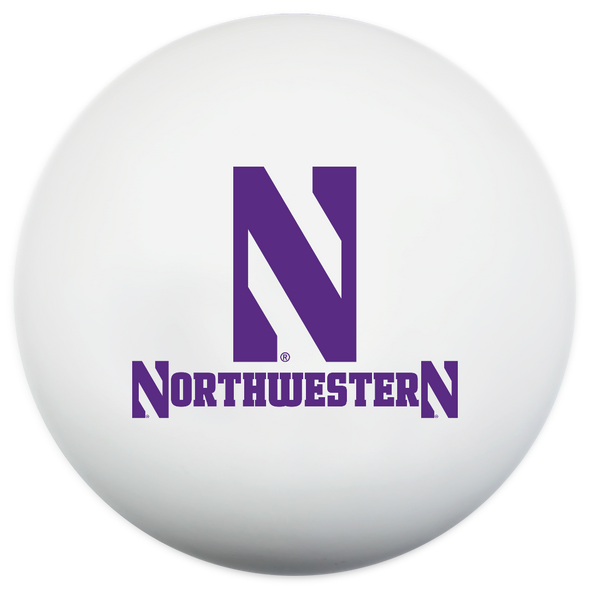 Northwestern Wildcats Lacrosse Ball