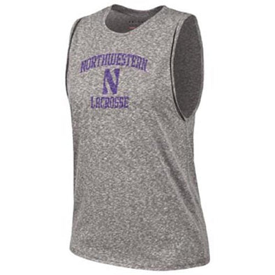 Northwestern Wildcats Under Armour® Women's Lacrosse Muscle T-Shirt
