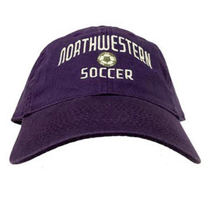 Northwestern Wildcats Legacy Soccer Hat
