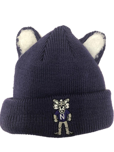 Northwestern Wildcats Little Willie Toddler Knit