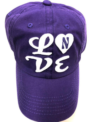 Northwestern Wildcats Lovely Hat